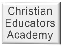Christan Educators Academy