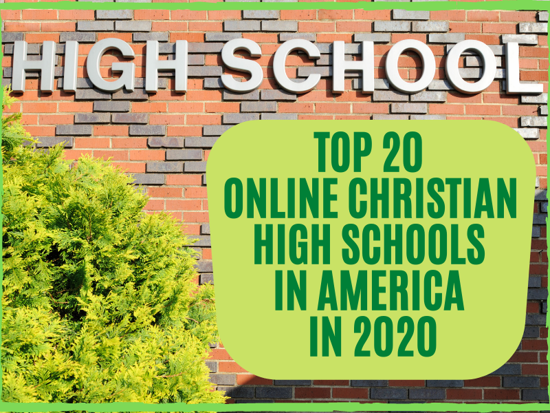 Online Christian HS - featured