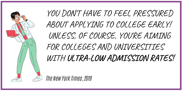 early college application - fact