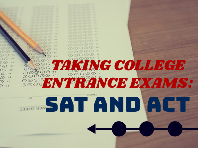 Taking College Entrance Exams